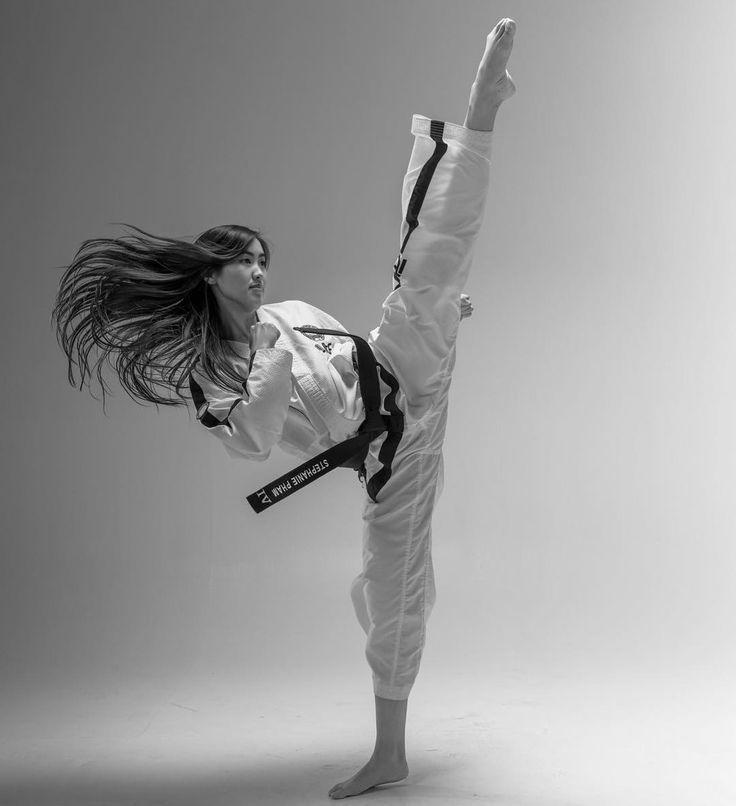 Stephanie Pham Taekwondo Female Martial Artists Martial Arts Women Martial Arts Workout