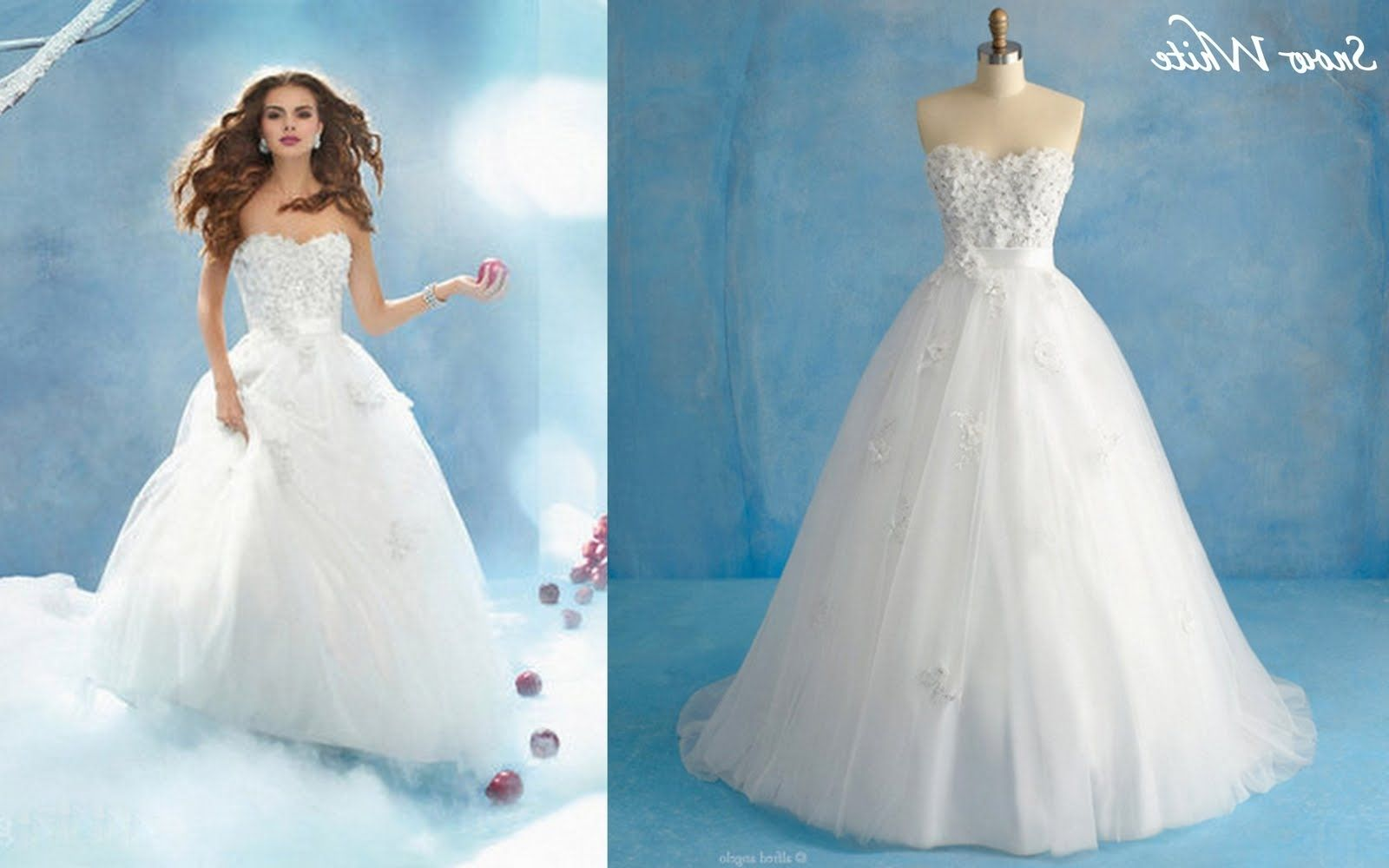 Fairy Tale Wedding Dresses By Alfred Angelo | Wedding Dress ...