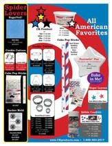 All American Favorites and spider lovers will fight for these items!