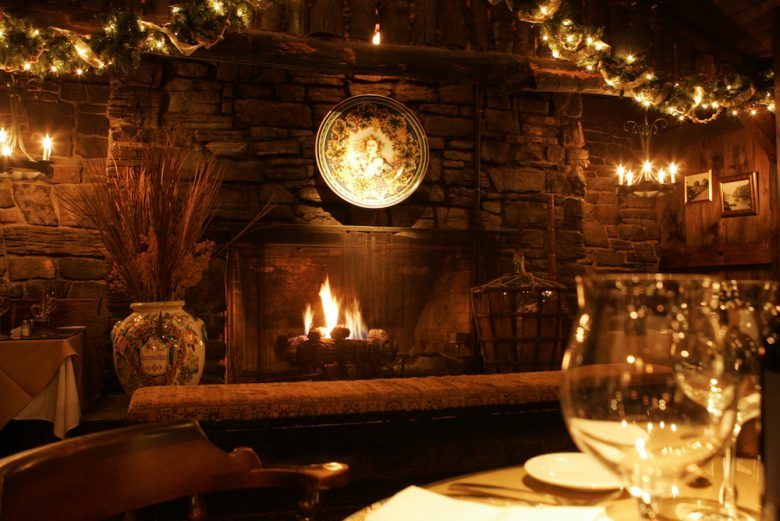 Best New England Restaurants with Fireplaces Fireplace