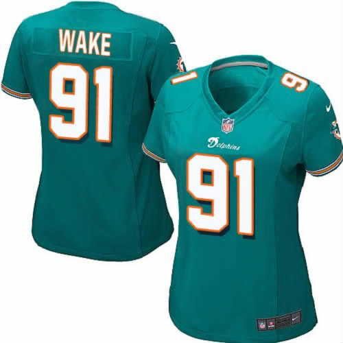 cameron wake jersey miami dolphins 91 womens green limited jersey nike nfl jersey sale