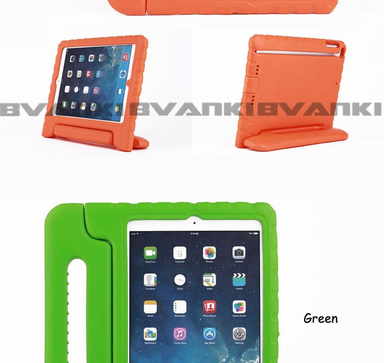 Waterproof Shockproof Protective Handle Stand Cover Eva Case For