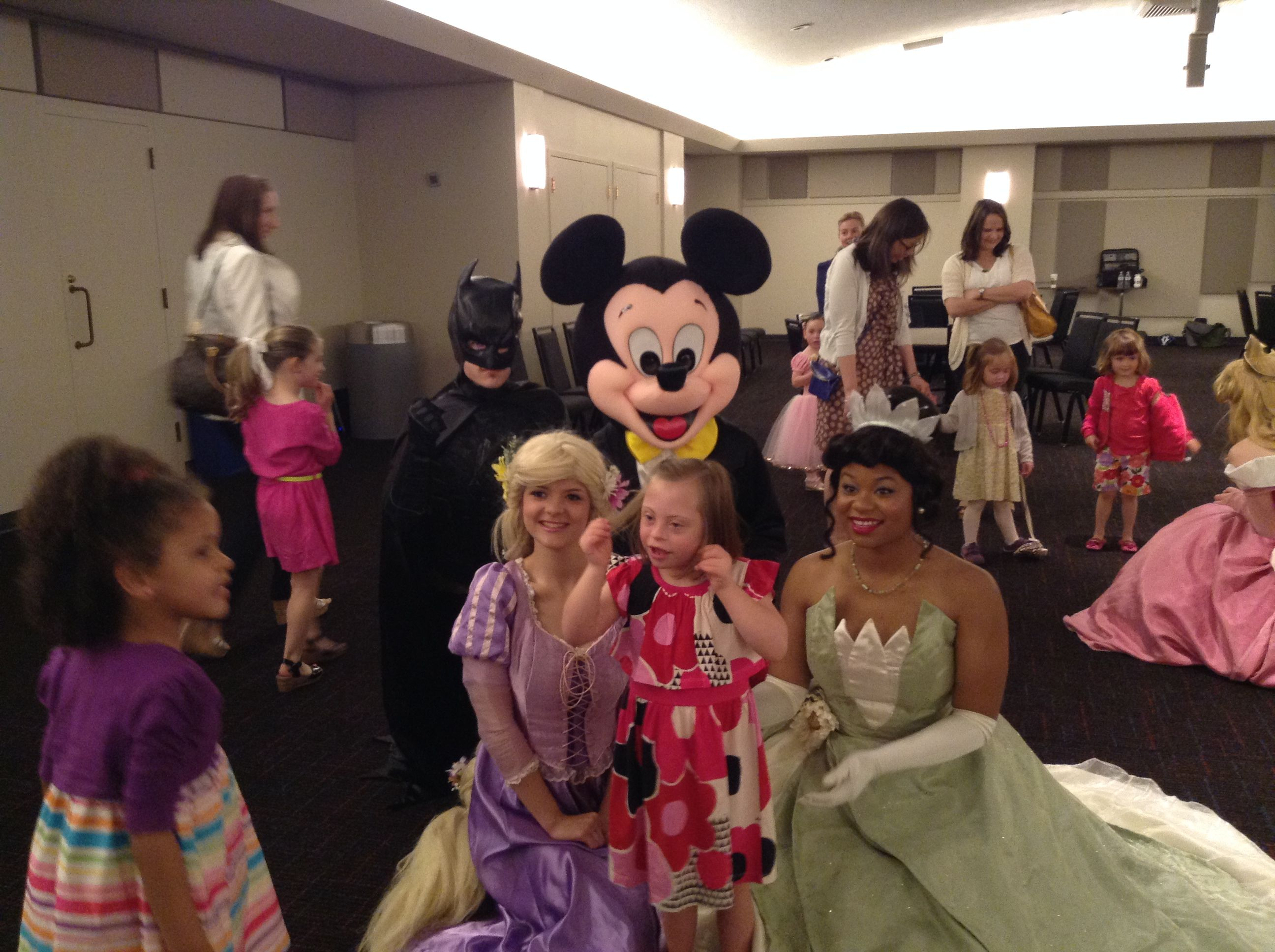 Indy Characters & More LLC and Happily Ever After Productions