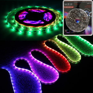 Colour changing led strip light complete package httpppaufo colour changing led strip light complete package mozeypictures Image collections
