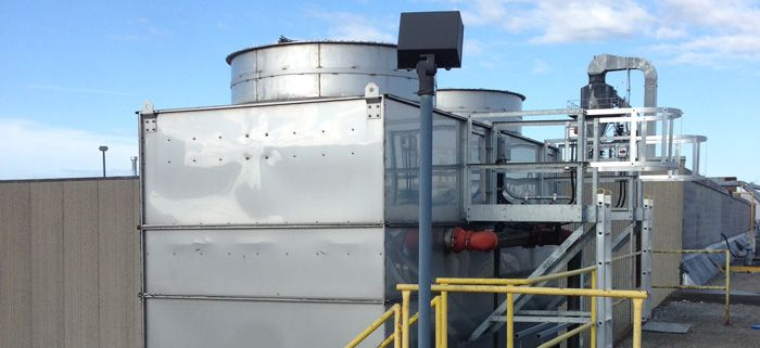 The Company Provides Cooling Tower Fan Assembly Which Is Made