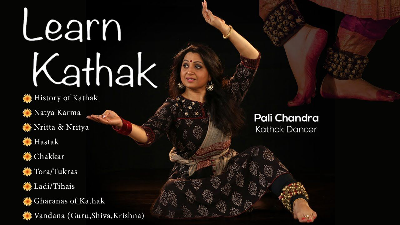 #kathak #learn #dance #online #pali #chandra #lessons #choreographer - Learn Kathak Online With Pali Chandra