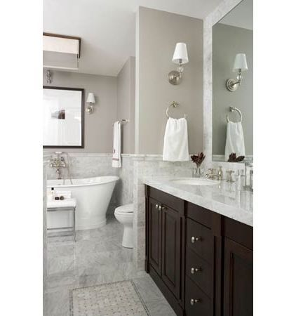 Master Bathroom Remodel Before And After Layout Floor Plans