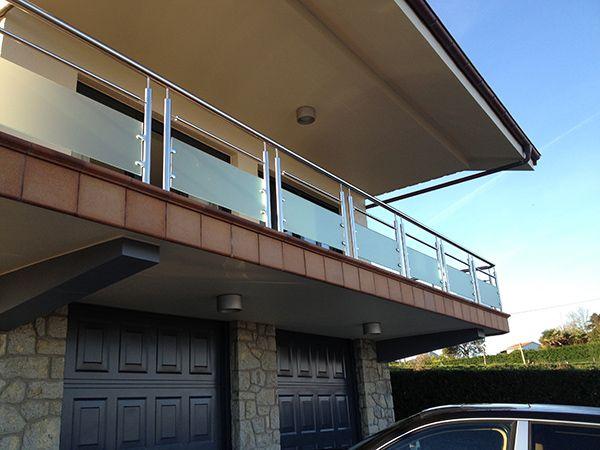 Barandillas para balcones barandas 2 pinterest for Barandas para terrazas