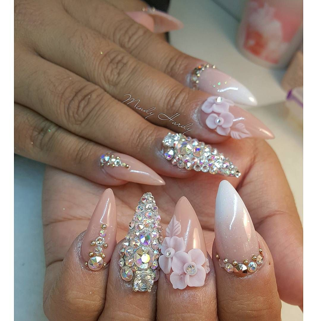 See this Instagram photo by @mindyhardy • 3,656 likes   nails ...