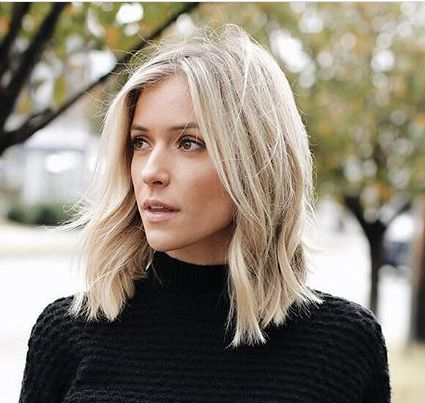 Pin By Stacie Cope On The Mane Attraction Kristin Cavallari Hair Collar Bone Hair Hair Styles