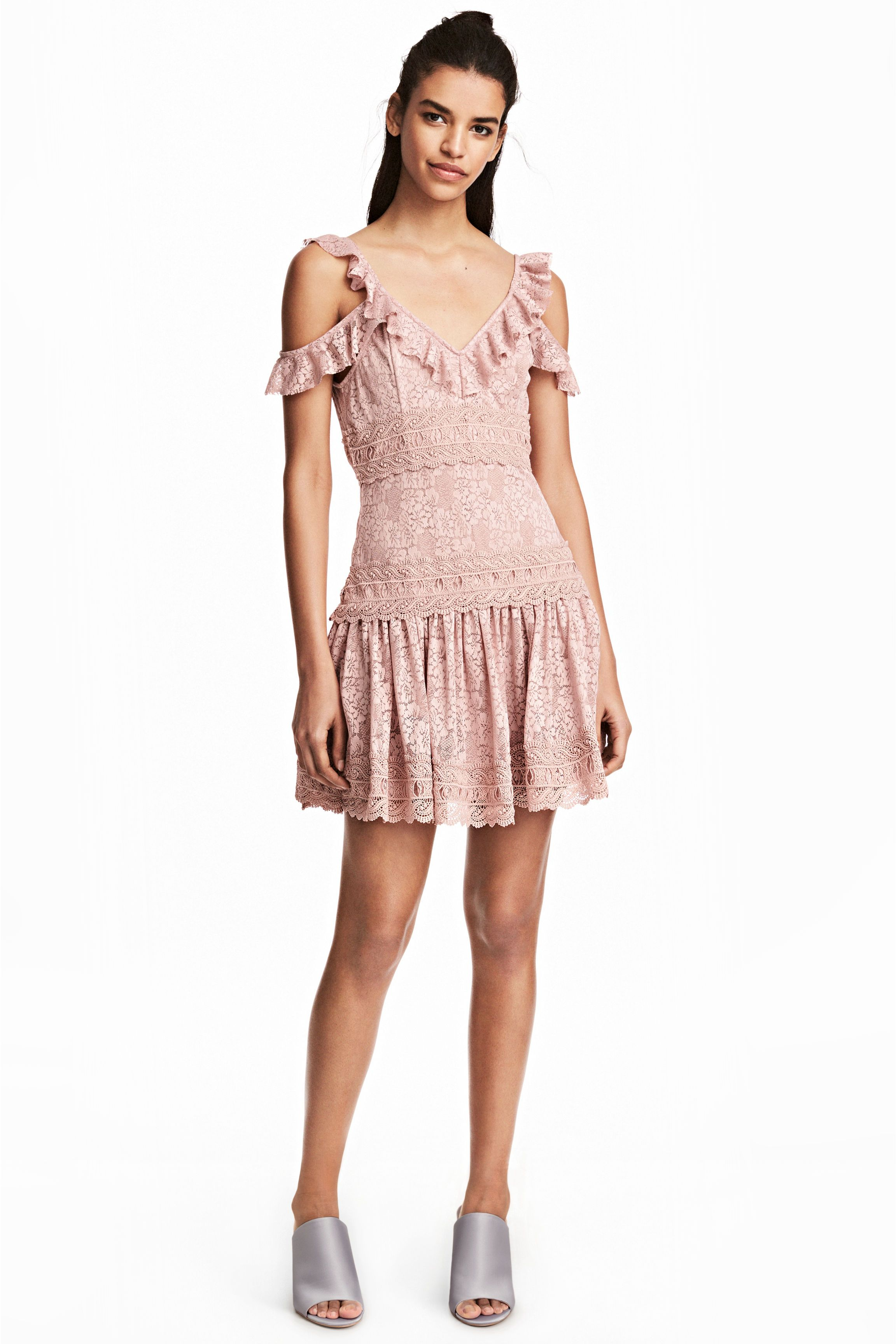 Lace dress | Pinterest | Lace dress, Rose and Zip