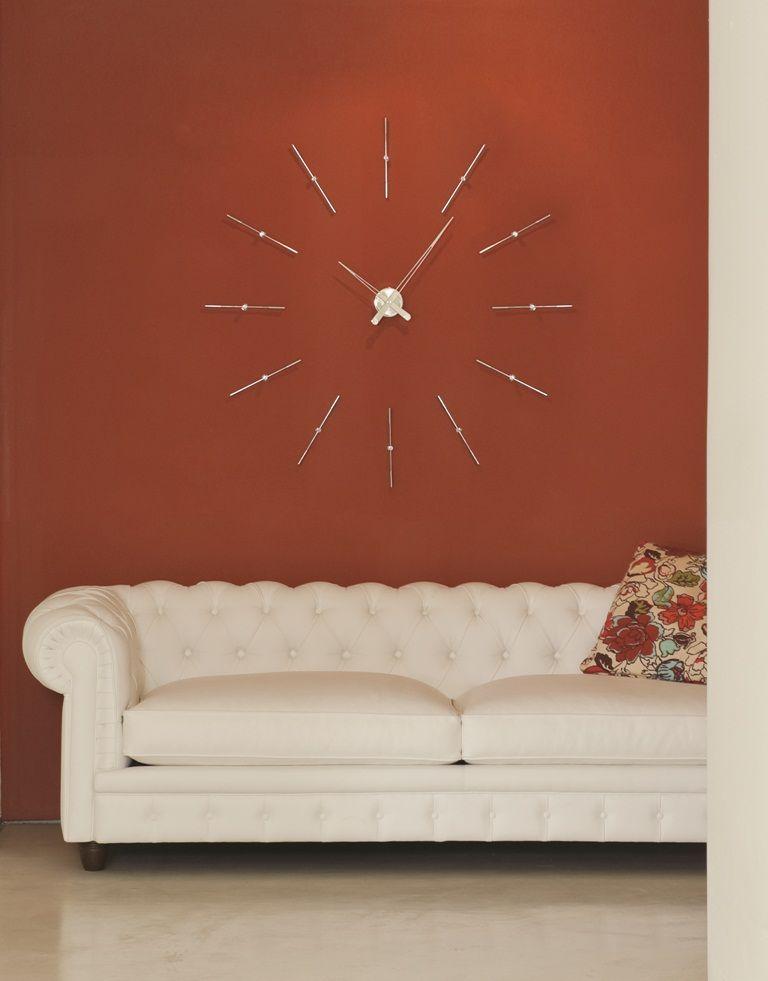 designklok 'Merlín' heeft een diameter van 110, 125 of 155 cm!