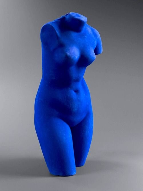 Yves Klein - Venus, 1962