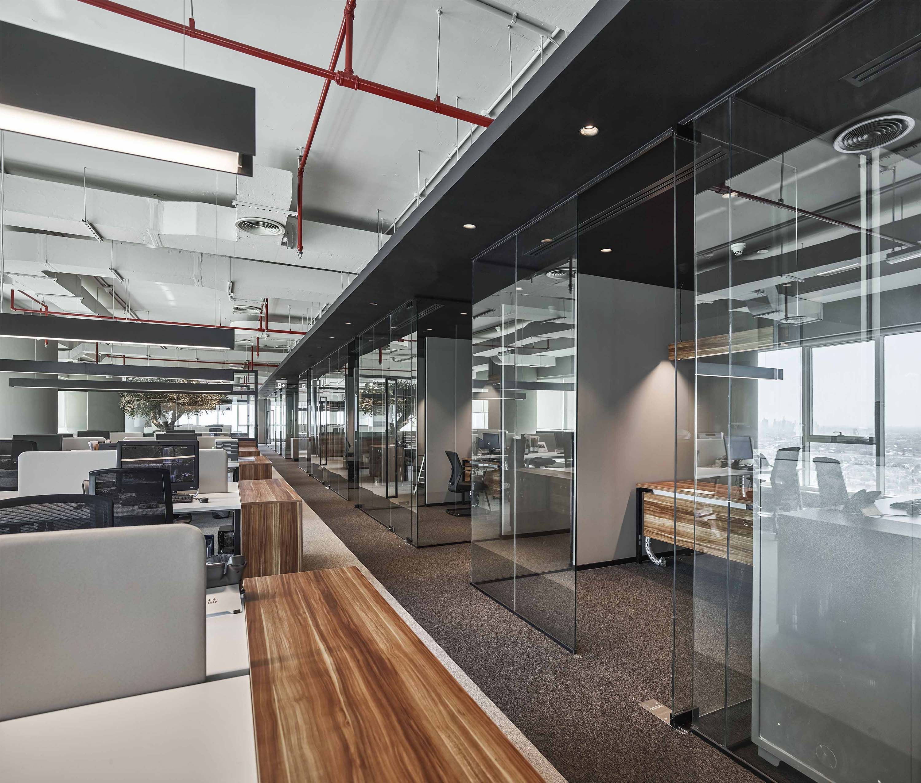 emirates national investment office designed and built by swiss rh pinterest com