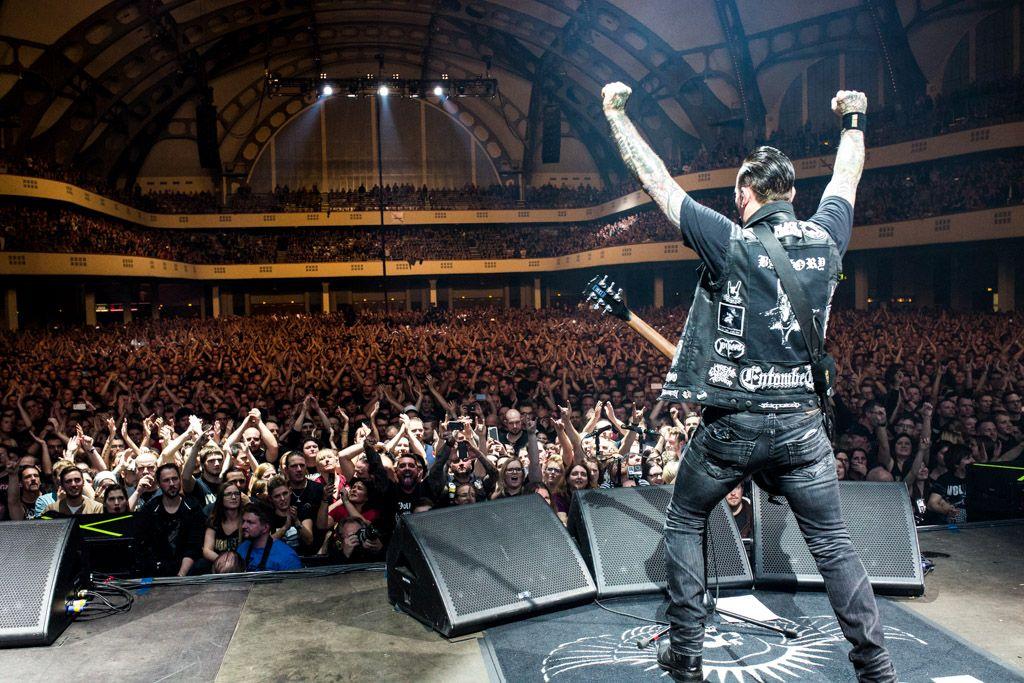 Volbeat Festhalle Frankfurt