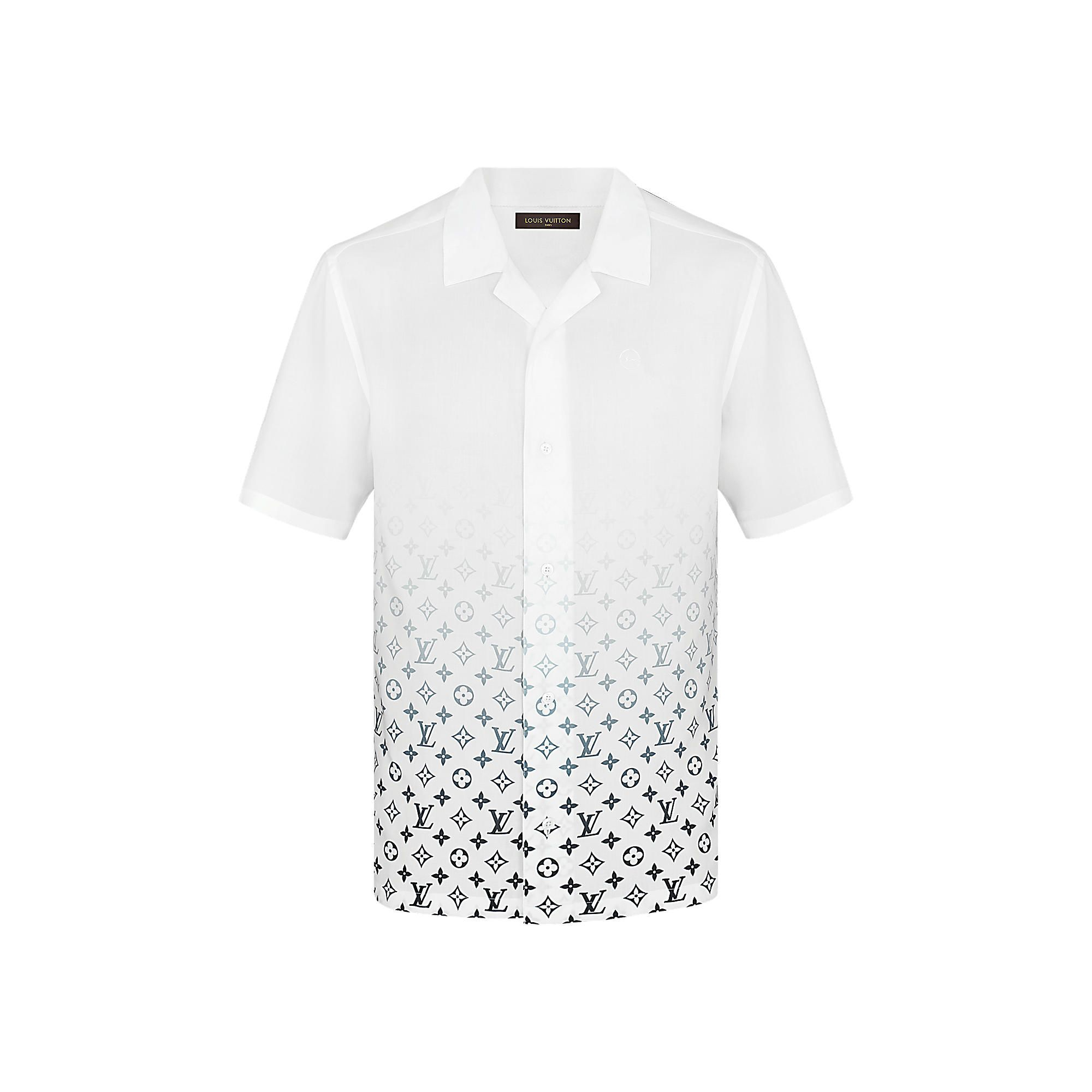 Fragment Hawaiian Shirt Via Louis Vuitton Fashion Shirts Ready
