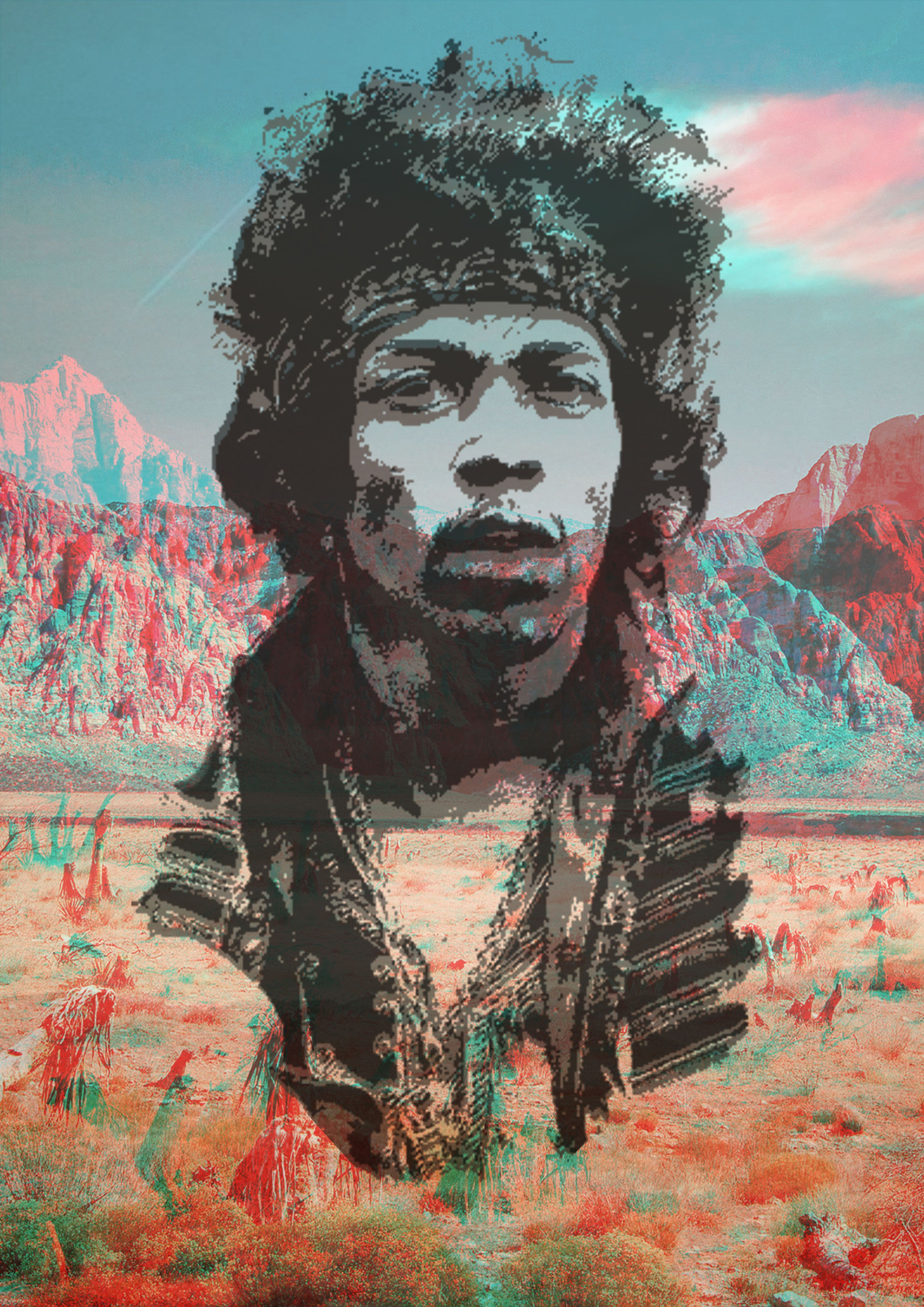 Jimi Hendrix Poster Posters Album Art And Music Mags