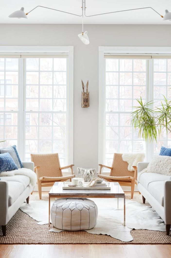 a cool and sophisticated chicago home light bright rooms cheap rh pinterest com