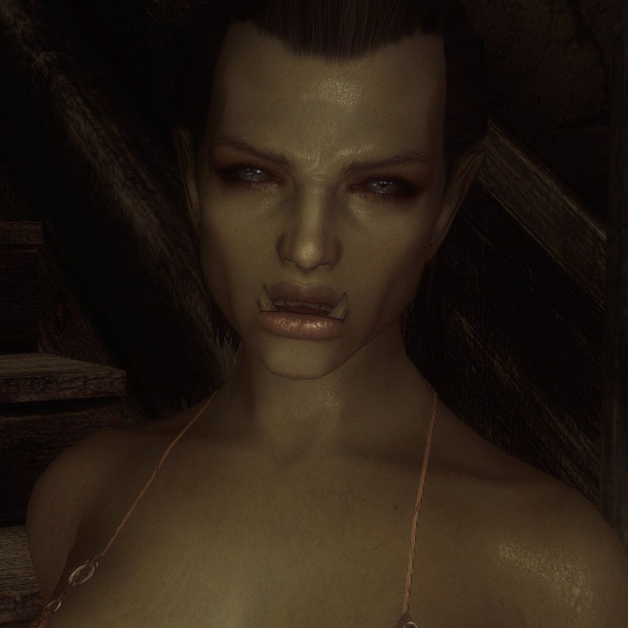 SG Female Textures Renewal at Skyrim Nexus - mods and