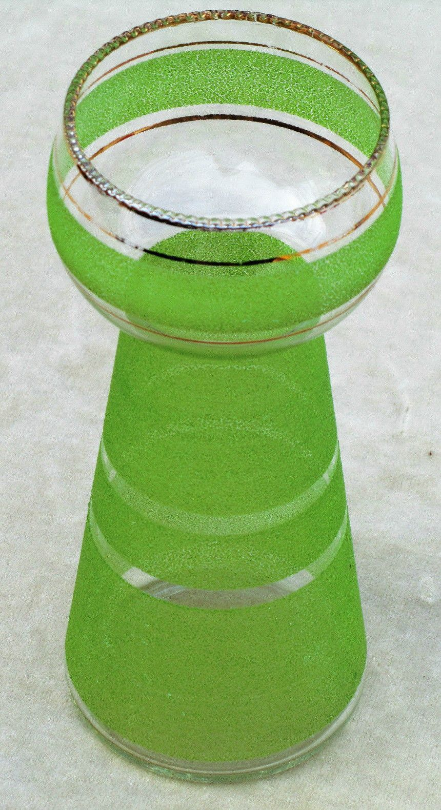 Vintage frosted glass hyacinth bulb vase bulb forcing vintage frosted glass hyacinth bulb vase reviewsmspy