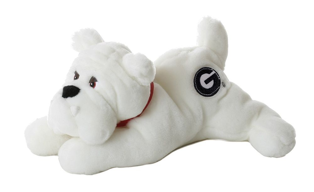 University Of Georgia Bulldog Mascot Uga Plush Toy Uga Is 12