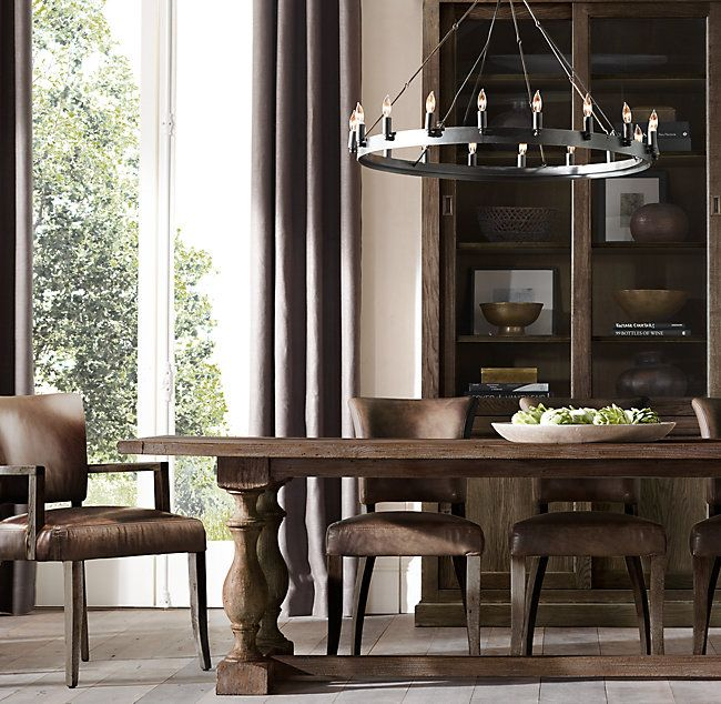 17Th Cpriory Rectangular Dining Table  Dining Room  Pinterest Inspiration Small Rectangular Kitchen Table Decorating Inspiration