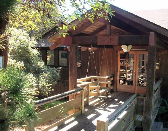 Osprey Peak Bed Breakfast Is Peaceful Secluded Lodging With An