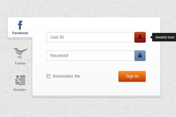 login web page template login page pinterest template