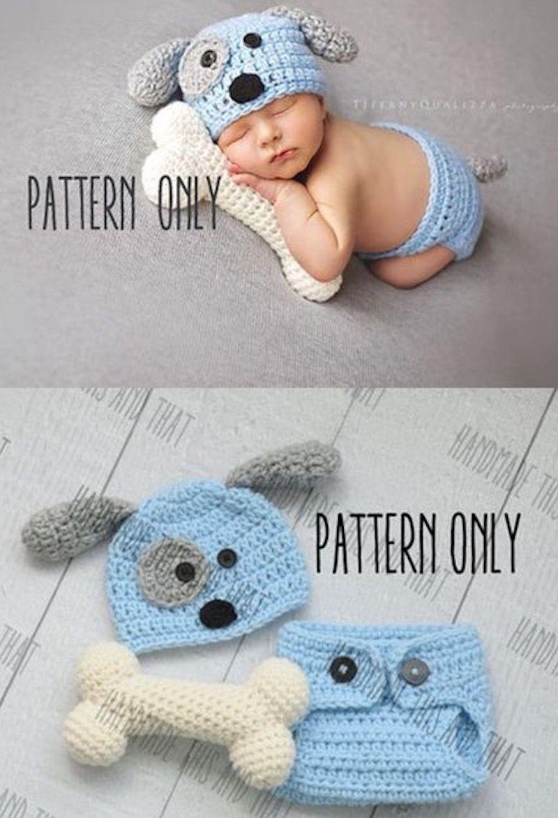 Crochet Diaper Cover Pattern #crochetbabycocoon