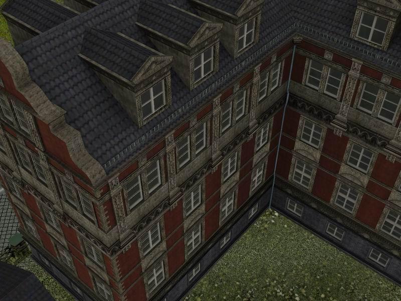 #Historisches #Verwaltungsgebäude mit #Feuerfunktion. Ab #EEP8 bit.ly/Historisches-Verwaltungsgebäude