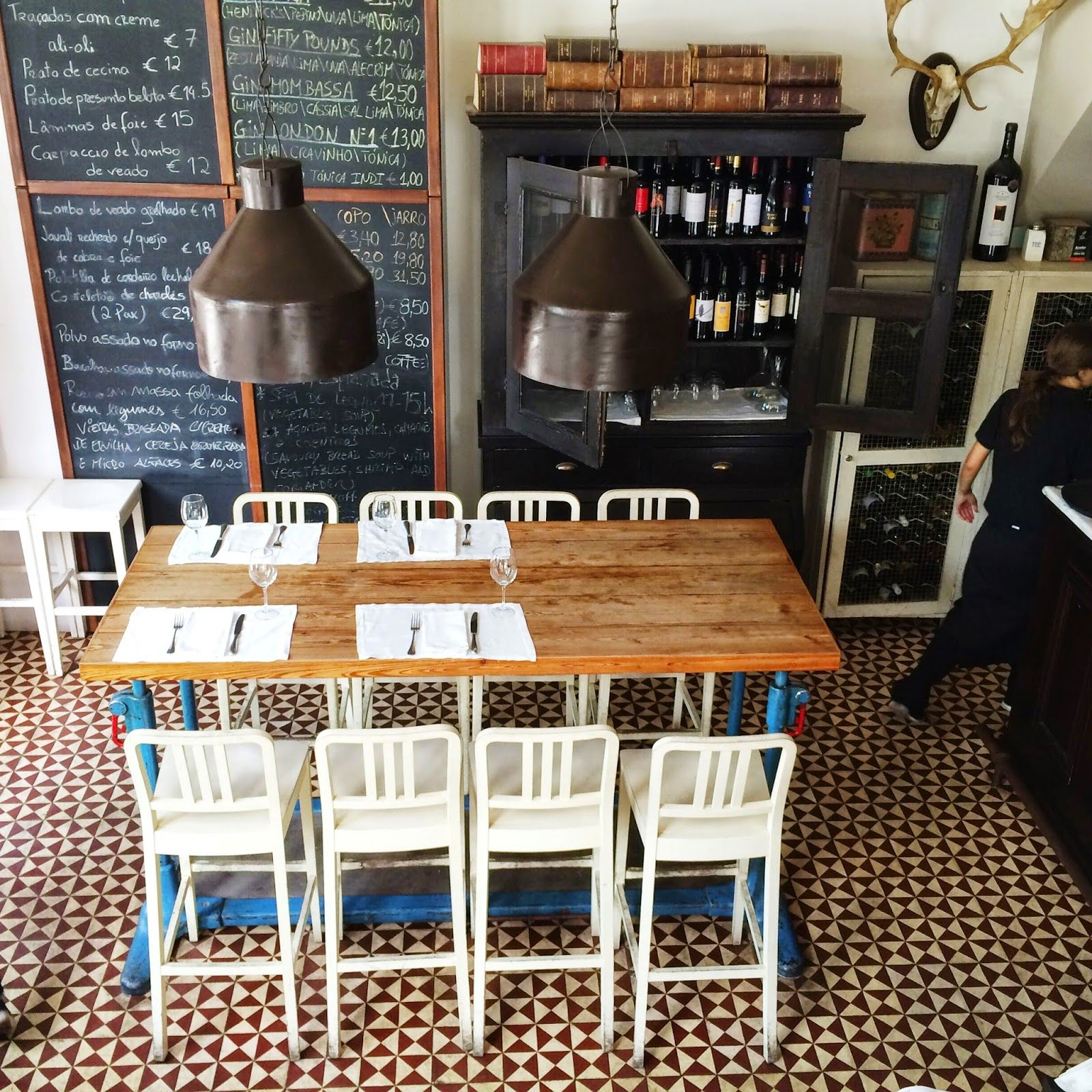 Tra A Restaurant #Oporto #Portugal