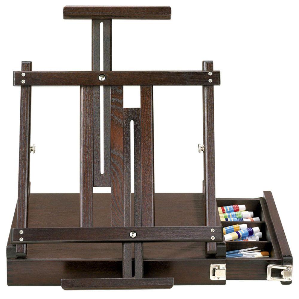 box table easel by artist s loft furniture art easel table rh pinterest com