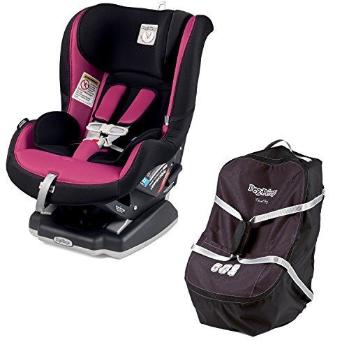Peg Perego Convertible Car Seat 5/65, Fleur (Raspberry Pink) with Travel Bag by Peg Perego, http://www.amazon.com/dp/B00MFVPZF2/ref=cm_sw_r_pi_dp_f4Nbub0WXEGT8