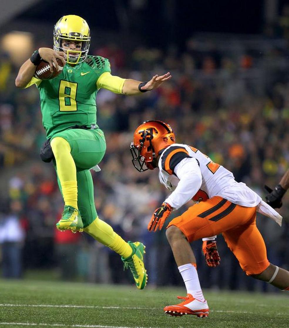 SportsCenter on Oregon football, Oregon ducks football
