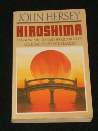 Hiroshima John Hersey Ebook