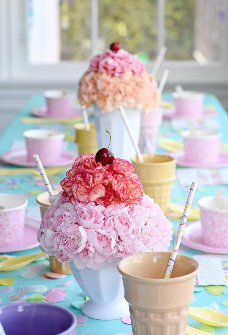 i scream you scream we all scream for an ice cream party 1st rh pinterest com