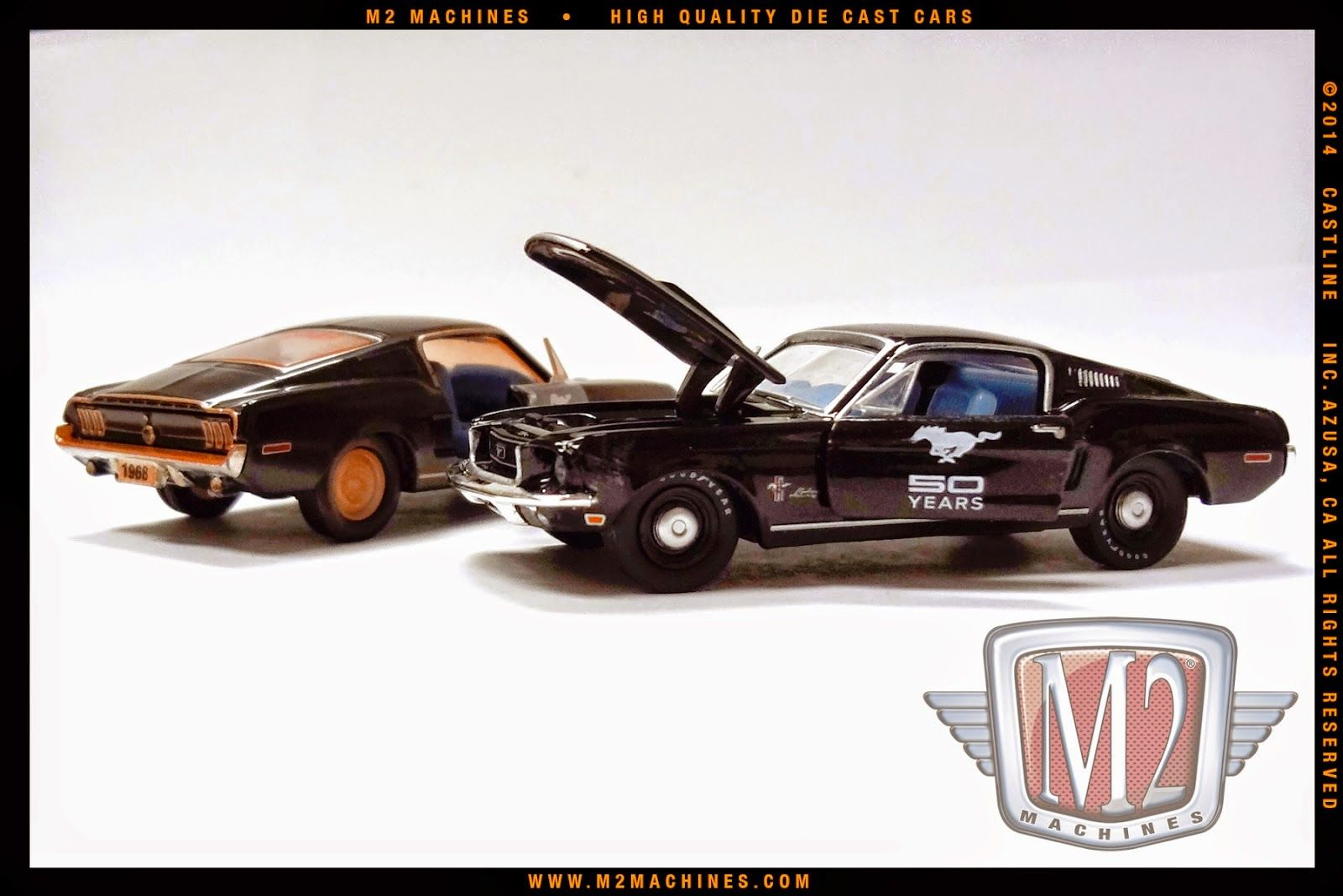m2 machines 50 years of mustang sema exclusive 1 64 scale auto lifts rh pinterest com