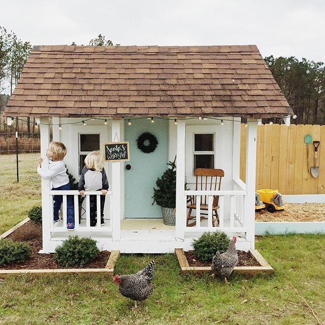 lichterkette garten pinterest haus garten und spielhaus. Black Bedroom Furniture Sets. Home Design Ideas