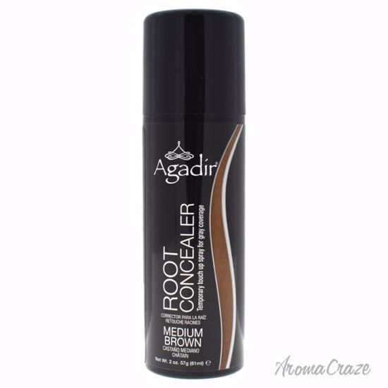 $10.07 |  Agadir Root Concealer Temporary Touch Up Spray Medium Brown Hair Color Unisex 2 Oz $10.07 |  Agadir Root Concealer Temporary Touch Up Spray Medium Brown Hair Color Unisex 2 oz Black Things black hair color 2