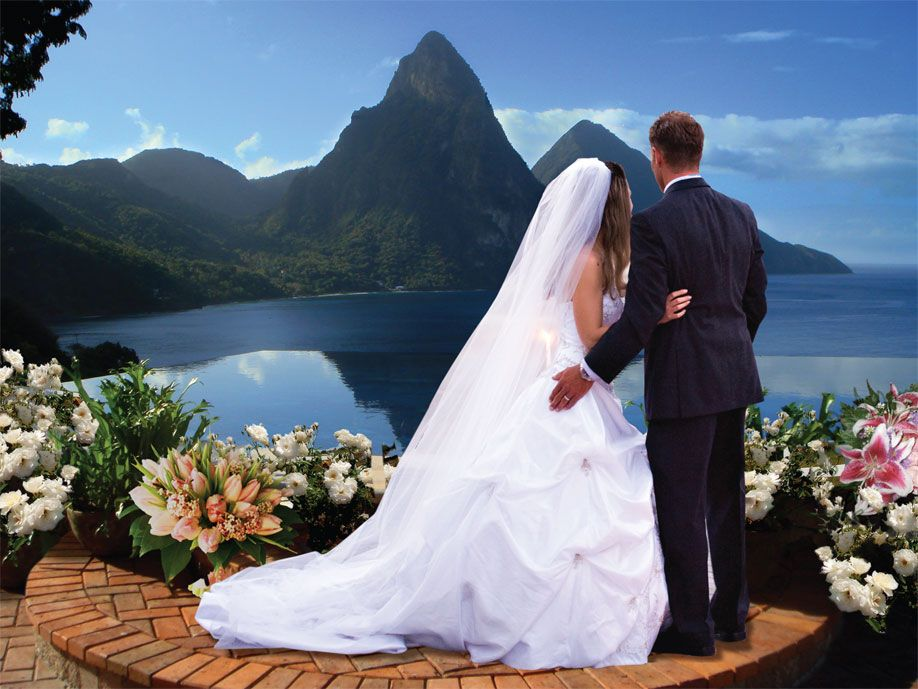 St Lucia S Premier Wedding Planners Can Offer You The Ultimate Celebration