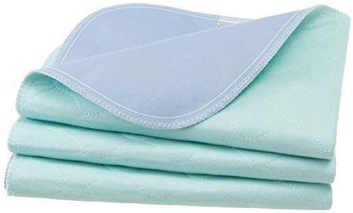 Amazon Com 3 Pack Washable Underpads For Bed Ultra Soft Incontinence Bed Pads Waterproof Matt Waterproof Mattress Pad Waterproof Mattress Mattress Pad Cover