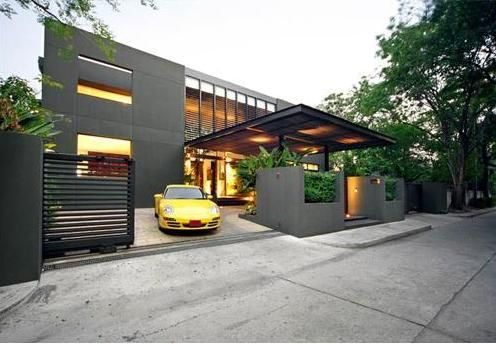 How To Get Modern Minimalist House Model Modern Minimalist House