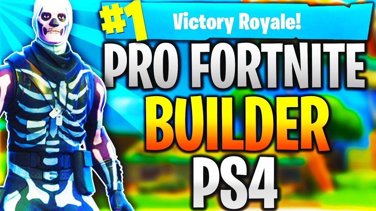 Pro Fortnite Player PS4! Level 100 | Fortnite Battle Royale