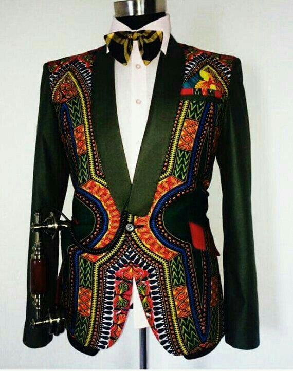 06233d16c6 www.LHoCreations.com We LOVE Fashion!!! #Blazers #Jackets #Ankara ...