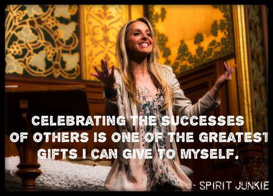 #SpiritJunkie motto