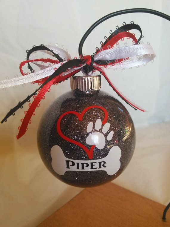 Custom Dog Ornament Pet Ornament Dog Ornament