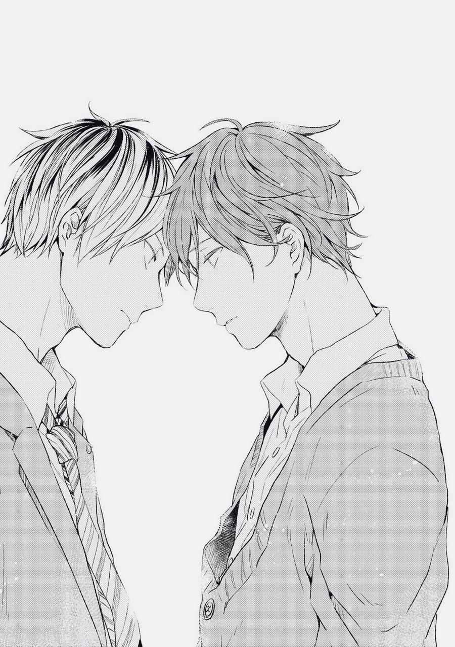 Image about black and white in manga/manhwa/webtoon  by saya