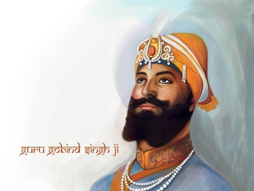 10 Guru Gobind Singh Ji Wallpaper Download
