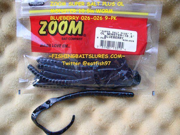 Pin On Soft Plastic Baits