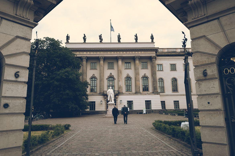 Humboldt Universität Nc